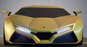 Lamborghini Cnossus Concept Design – What do you Think? | Carscoops