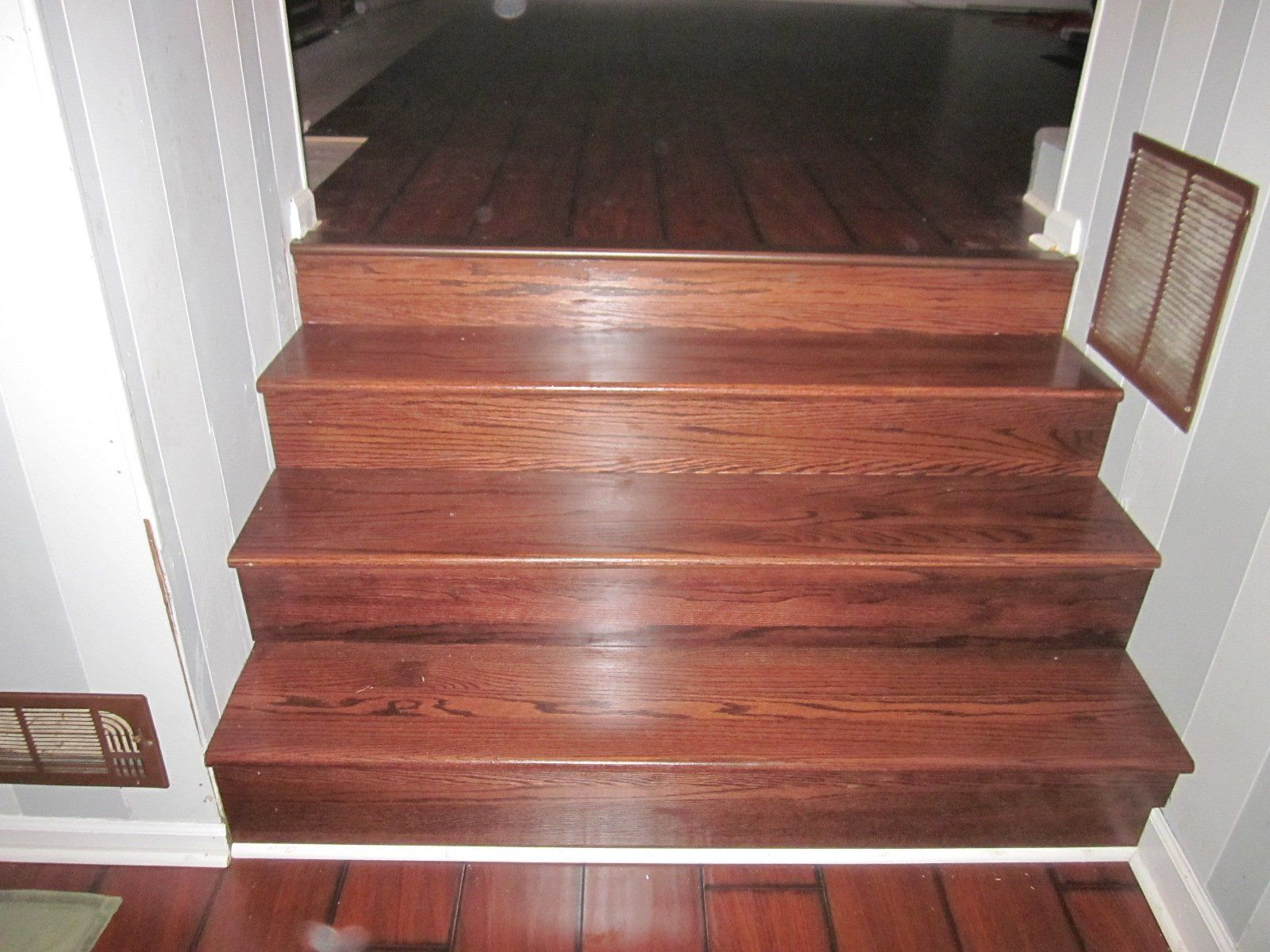 Laminate Flooring Stairs Wood