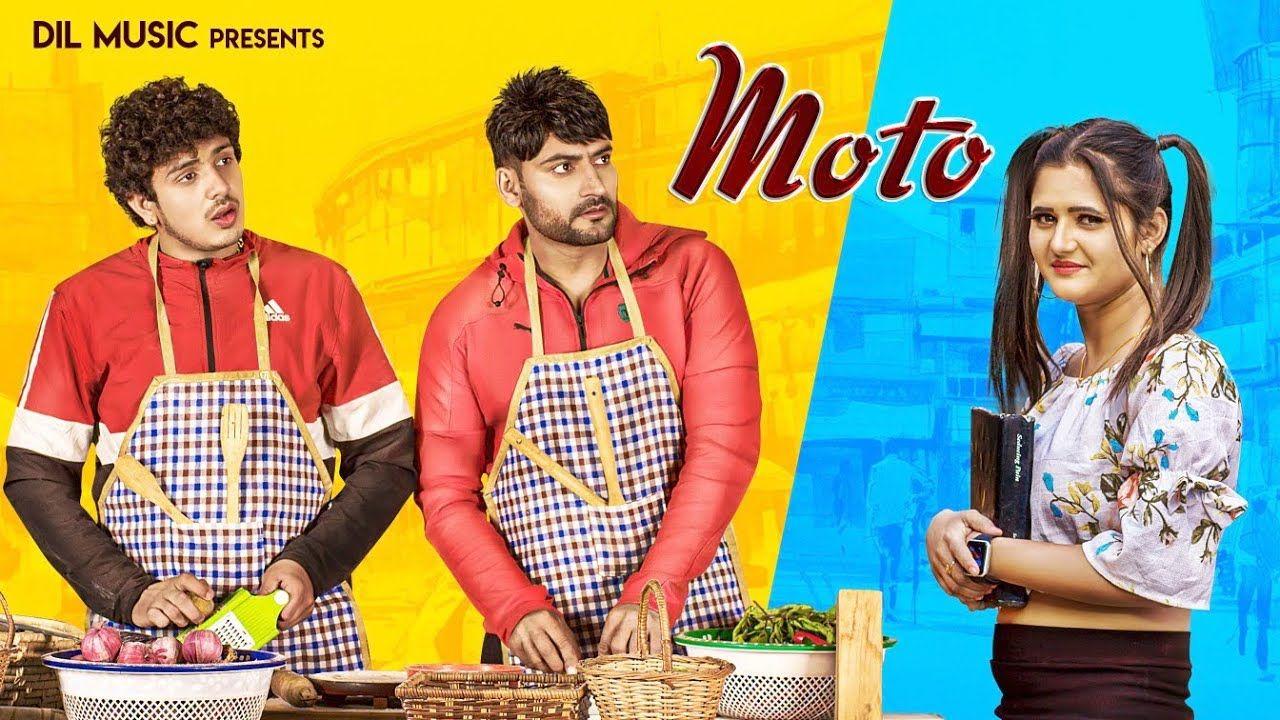 Moto Official Video Ajay Hooda Diler Kharkiya Anjali Raghav Lat In 2020 Latest Song Lyrics Song Lyrics Dj Songs