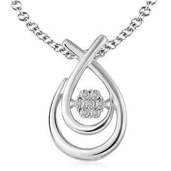 FB Jewels 925 Sterling Silver Mens Women Initial K Charm Pendant