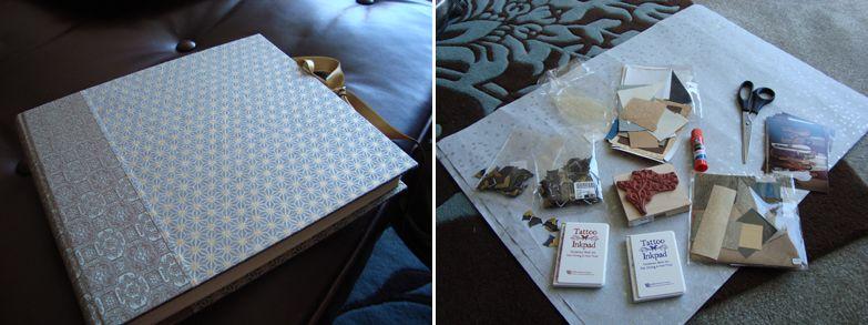 Do it yourself wedding album or scrapbook diy pinterest do it yourself wedding album or scrapbook solutioingenieria Images