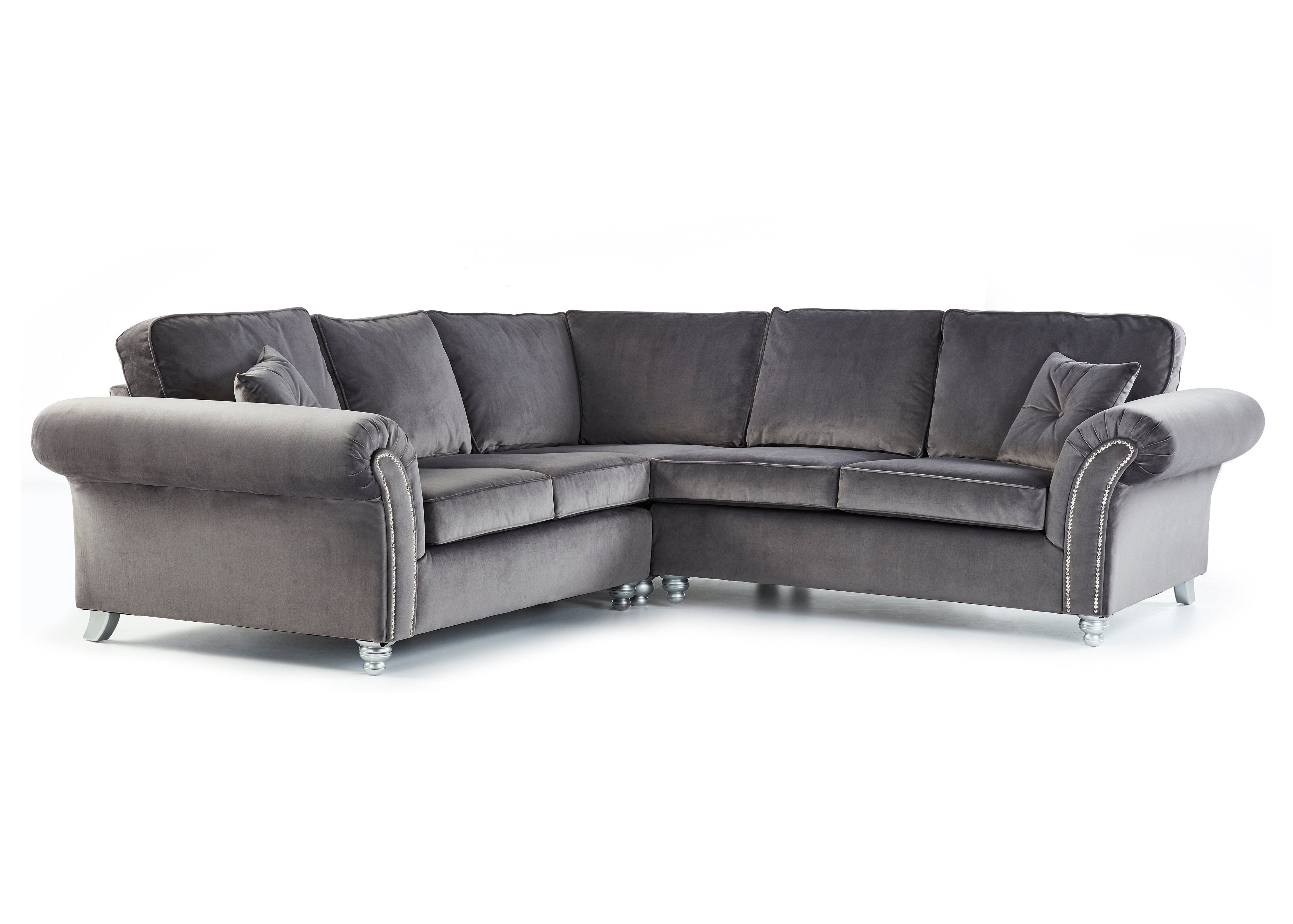 Woodford Corner Sofa Club Fast Delivery Fabric Double