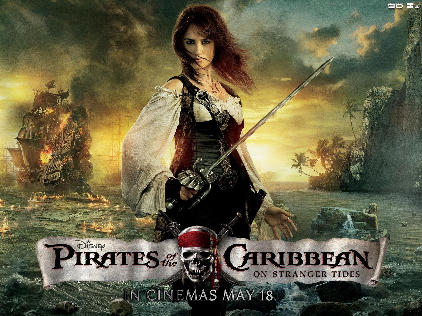 Пираты Карибского моря: На странных берегах (Pirates of the Caribbean: On Stranger Tides, 2011) рекомендации
