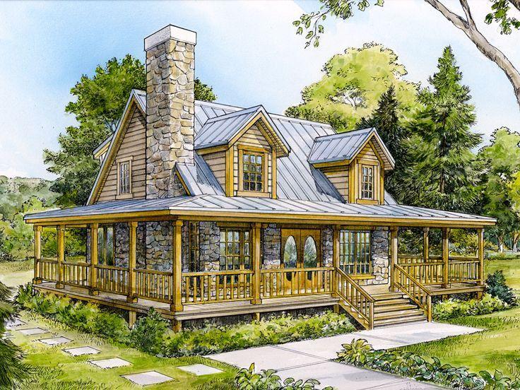 Plan 008H-0045 - Find Unique House Plans, Home Plans and Floor Plans ...