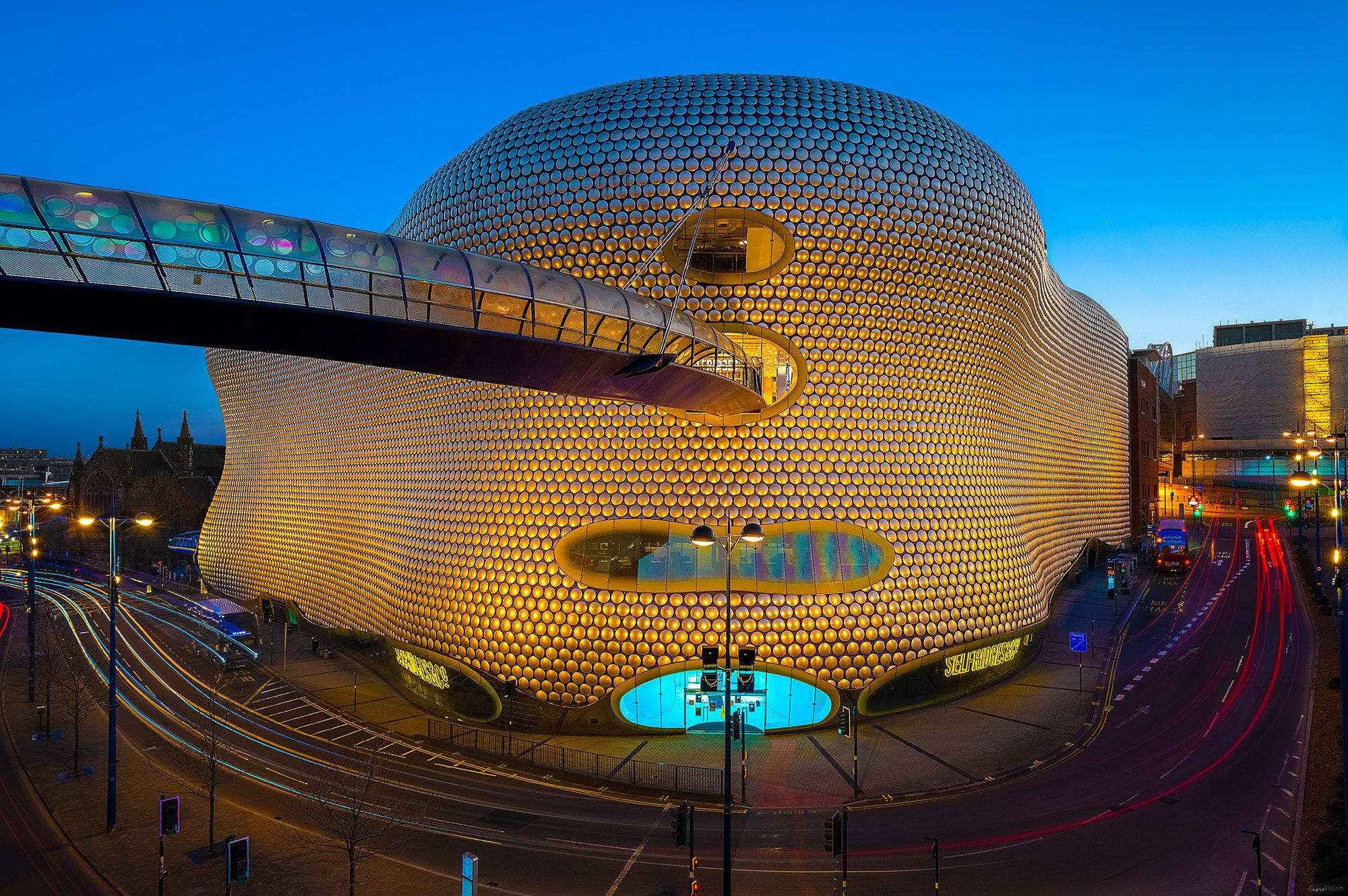 bc203dd97dbf8 Selfridges Birmingham. - Selfridges Birmingham is one of the city s most  distinctive landmarks and the in-store experience is equally as  show-stopping