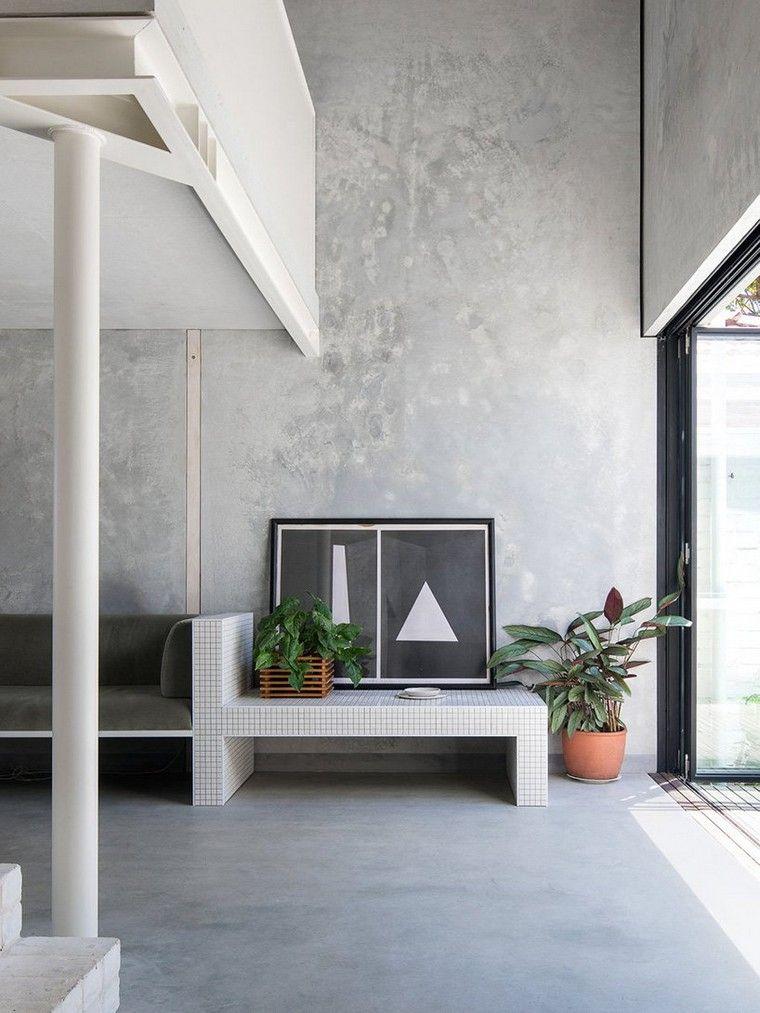 Maison en béton avec espaces intérieurs modernes et cocon | Design ...