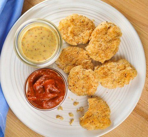 Nuggets Healthy Eats: Junk Food Makeover: Healthier Chicken Nuggets
