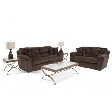 Ultimate Comfort With A Load Of Value! My Bailey 7 Piece Set Is The Casual. Living  Room ...
