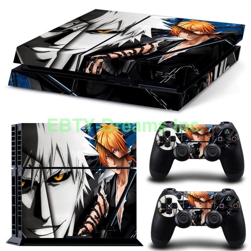 EBTYDreams Inc. Sony Playstation 4 (PS4) Bleach Anime
