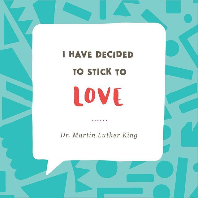 Love Always Wins Quotes Lovealwayswins❣ #ohhisays #mlkday Martin Luther King Quotes