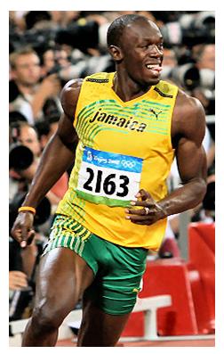 Usain Bolt Usain Bolt Athlete Sports Hero