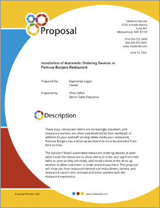Marketing automation consulting rfp a template to write an rfp.