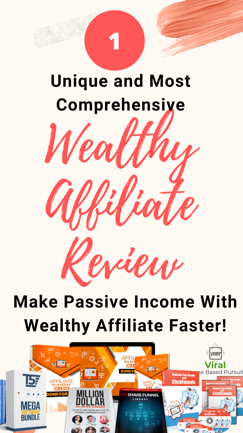 Wealthy Affiliate Review in 2020 Wealthy affiliate