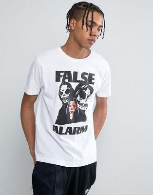 1410a6f45 The Weeknd Starboy False Alarm T-Shirt in 2019 | ASOS | Tour merch ...