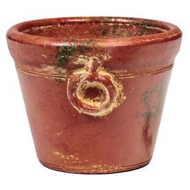 Vaso Italiano 16 In Terracotta 16mx02vi Planters Terracotta