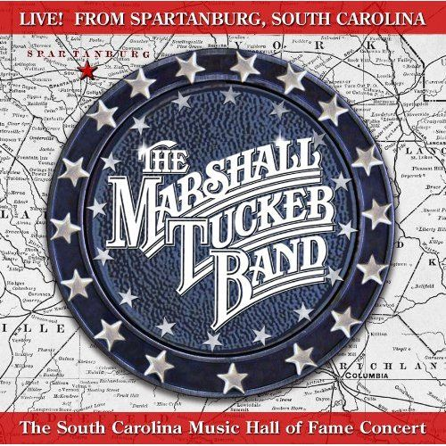 Recording information: The Memorial Auditorium, Spartanburg, SC (09/19/1995). This set, which reunites original surviving Marshall Tucker Band members Doug Gray, Jerry Eubanks, George McCorkle, and Pa