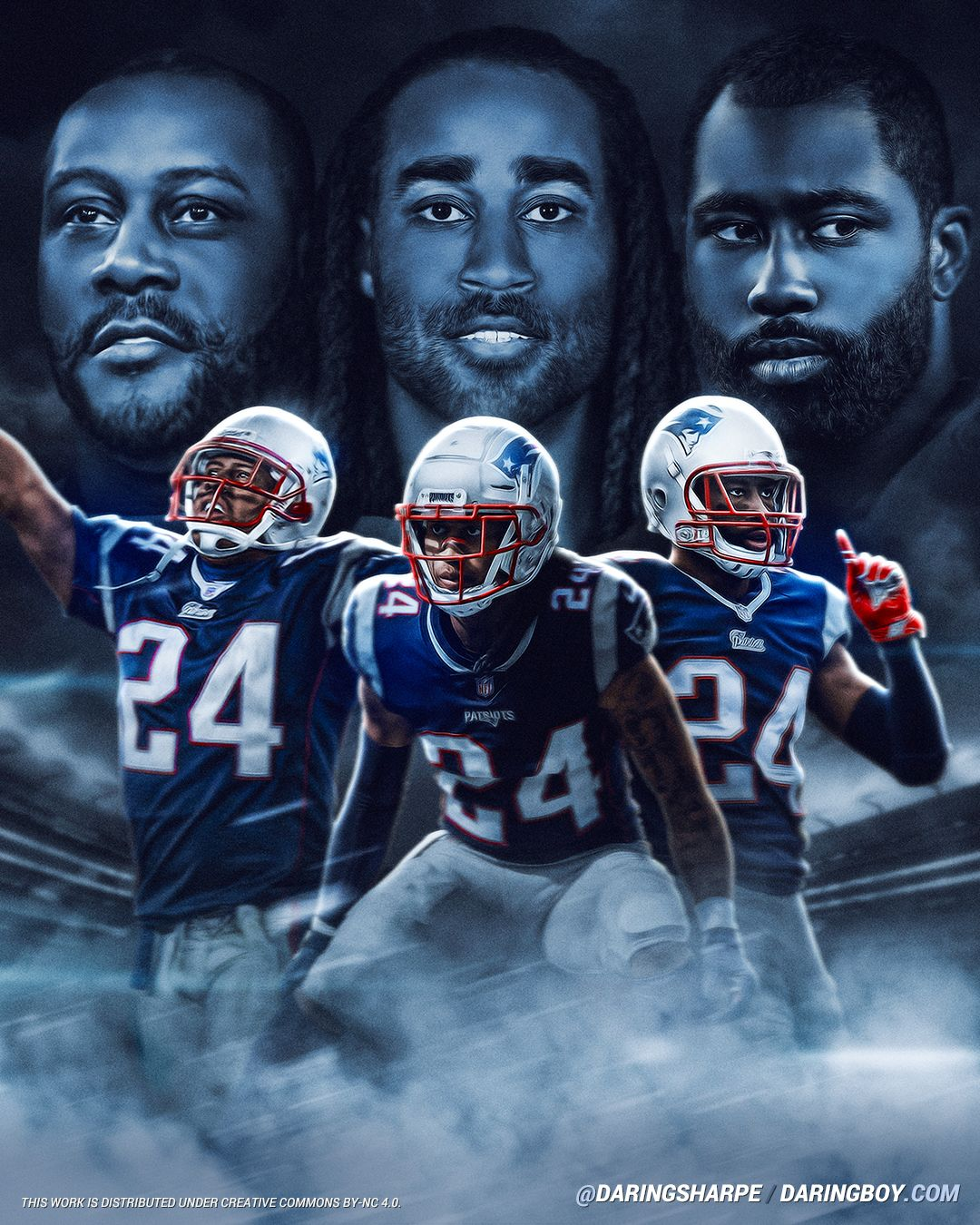 Ty Law Stephon Gilmore Darrelle Revis New England Patriots In 2020 New England Patriots Players New England Patriots Patriots