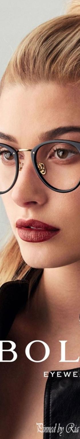423149bead Hailey Baldwin The Rising American supermodel has been chosen to be The New  2017 Face Of Bolon Eyewear