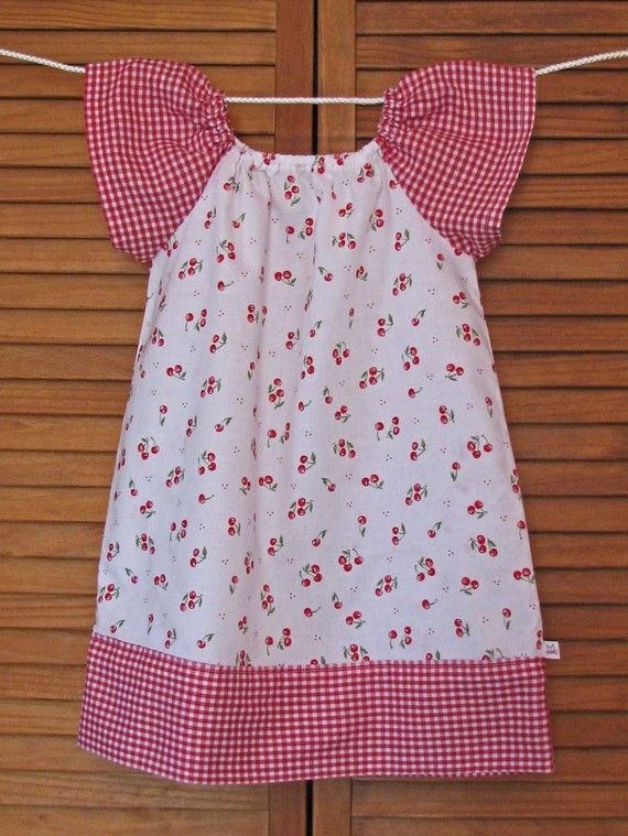 PDF Playdate Peasant Dress Pattern for Babies Toddlers by fun4me2