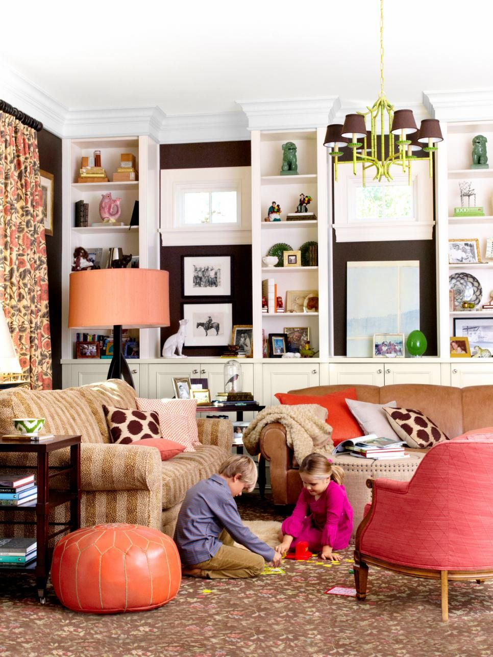 7 Color Mistakes to Avoid | Color palette living room ...