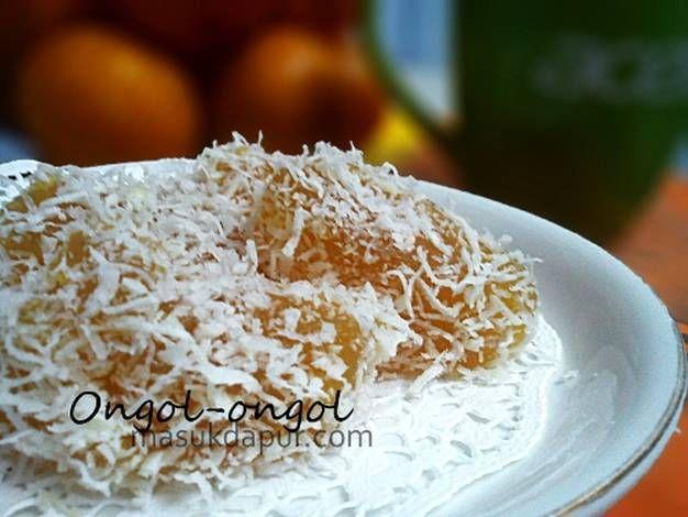 Resep Ongol Ongol Hunkwe Oleh Heshidayat Resep Makanan Manis Resep Masakan Indonesia Makanan Penutup Mini