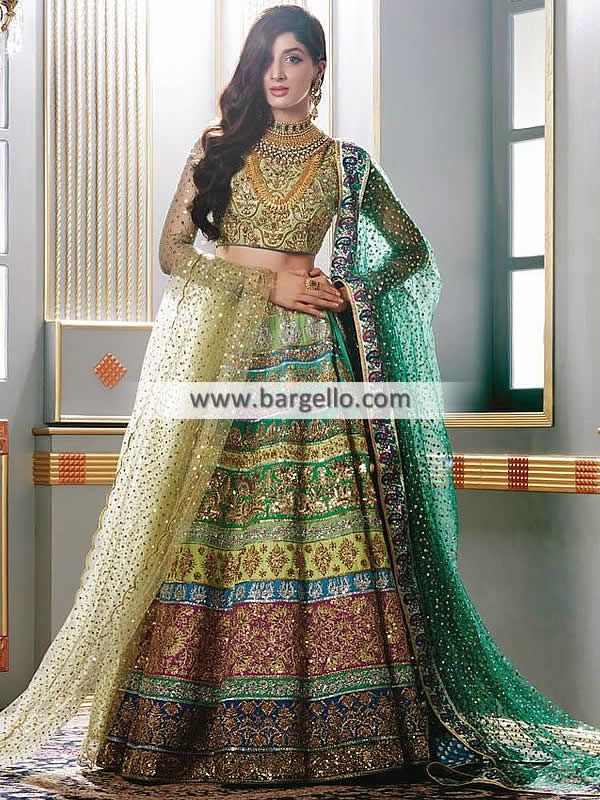 e0c723b475 Pakistani Designer Bridal Wedding Lehnga Asian Wedding Lenghas ...