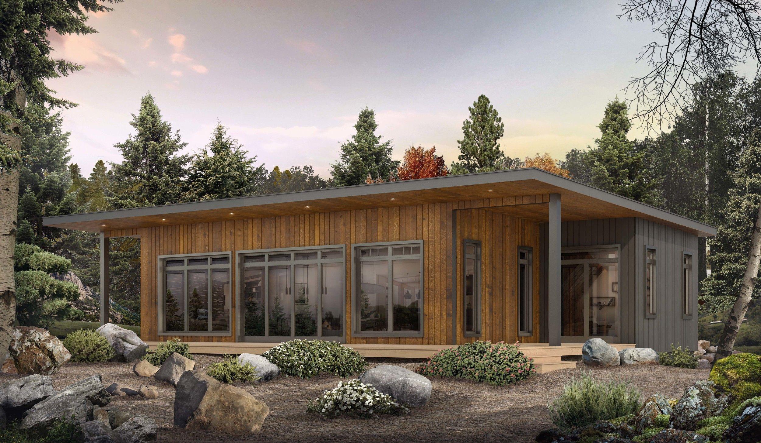 Bungalow — Canada Builds - Custom Modular Homes - Ontario ...