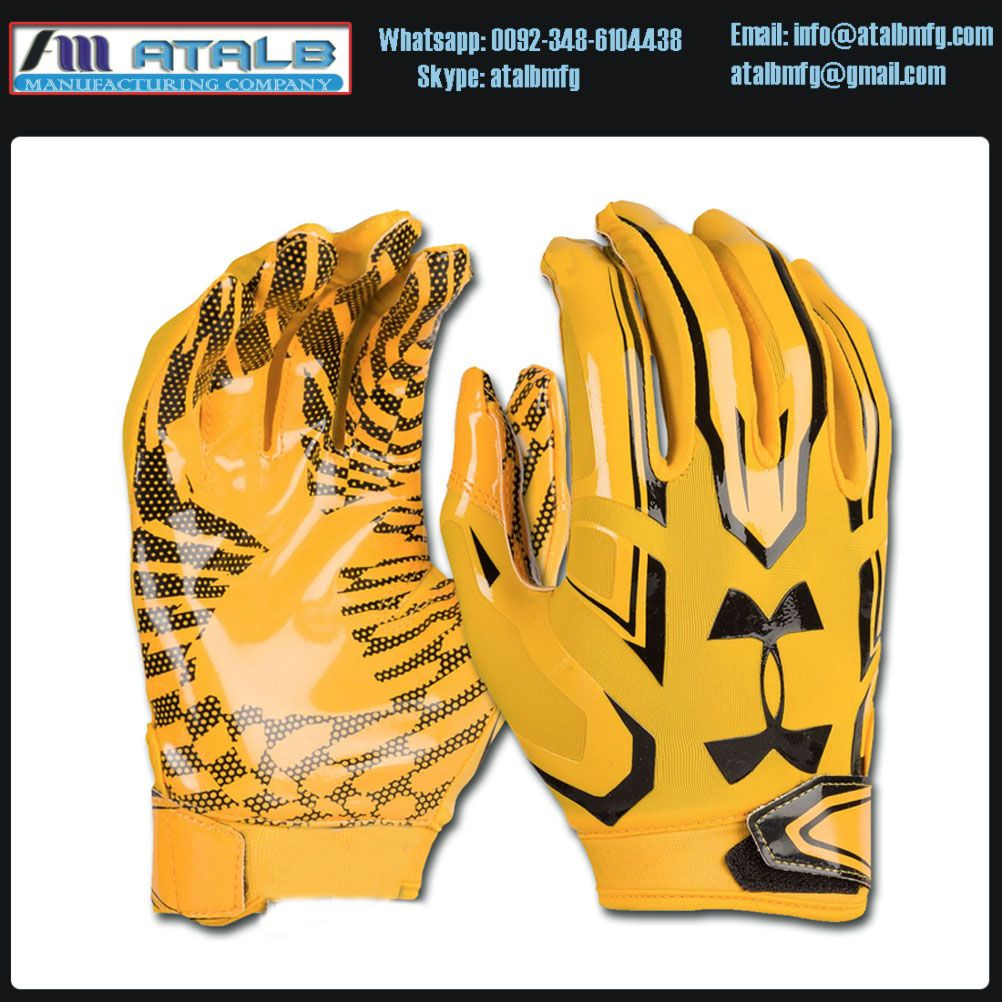 American Football Gloves Manufacturer Exporter Supplier American Football Glove Manufacturing Co Football Gloves American Football Football