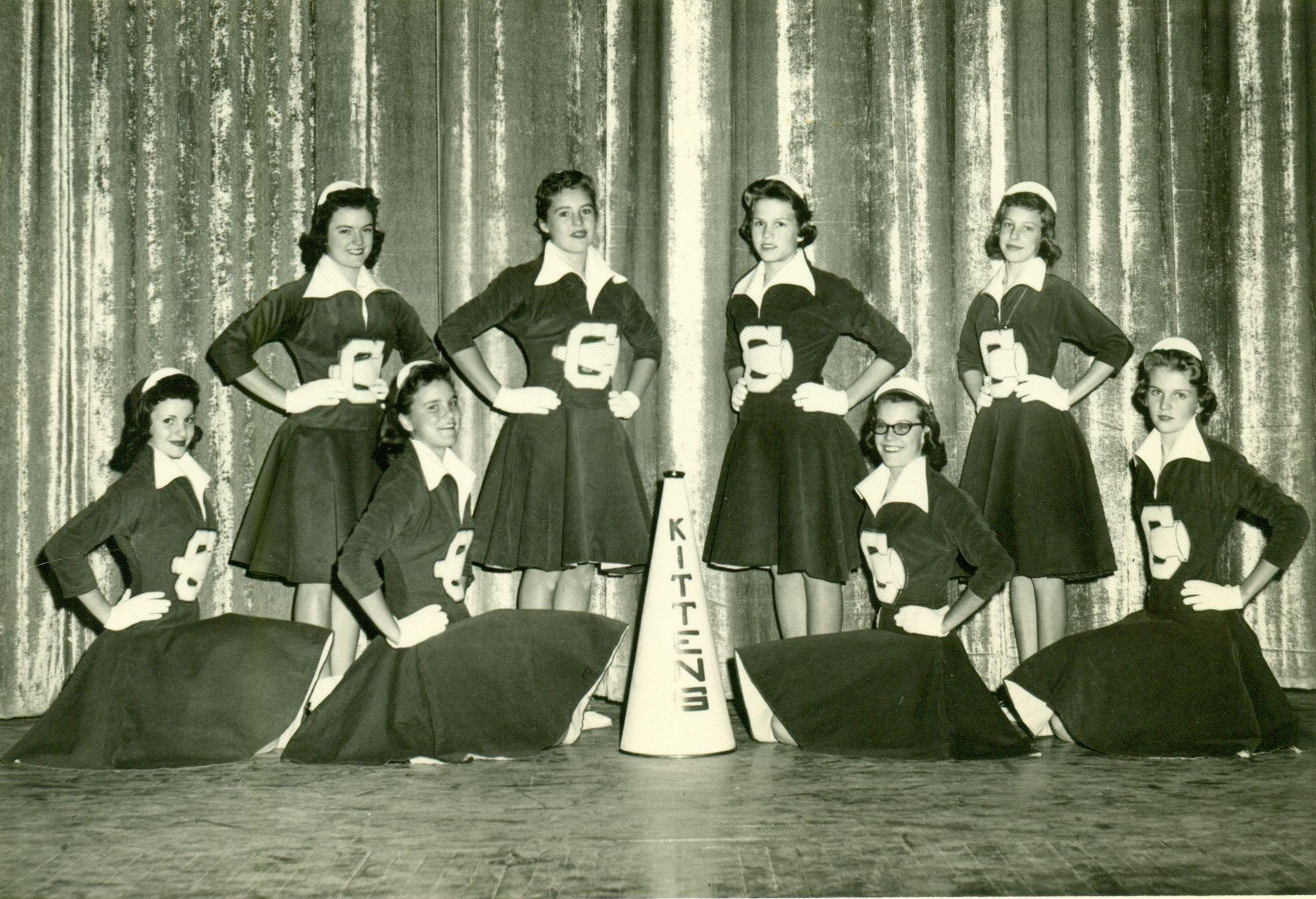 New mexico curry county clovis - Clovis Junior High School Cheerleaders 1957 58 Clovis New Mexico