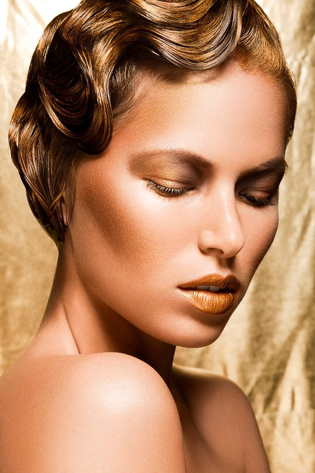 Flapper Hairstyles Captivating Best Hairstyle For High Forehead  Flapper Hairstyles Finger Waves