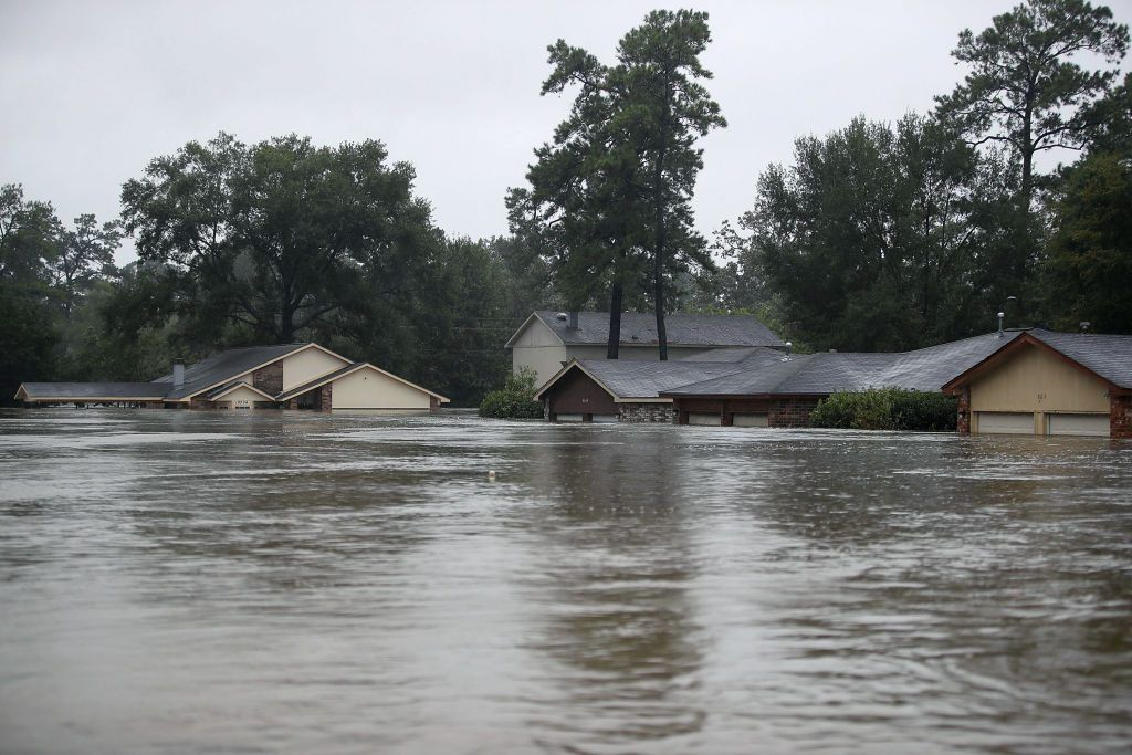 Hurricane Harvey devastated Texas after it made landfall