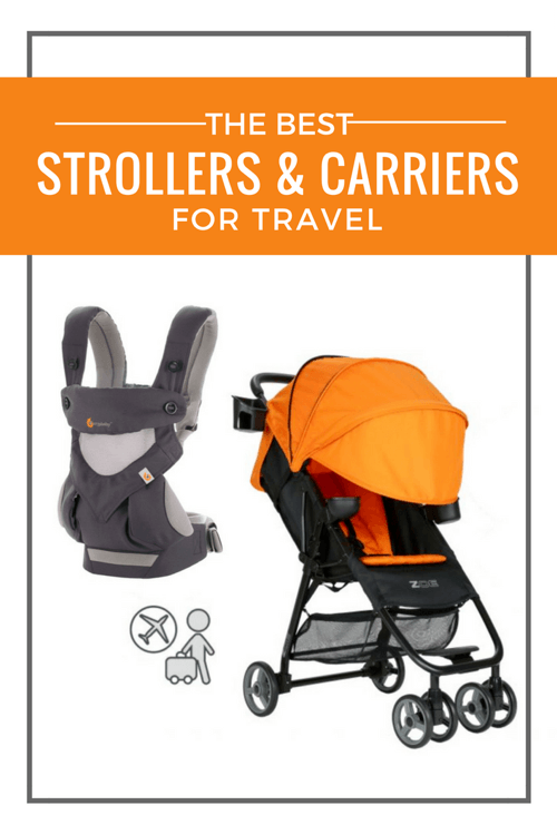 A guide to the best lightweight travel strollers and baby