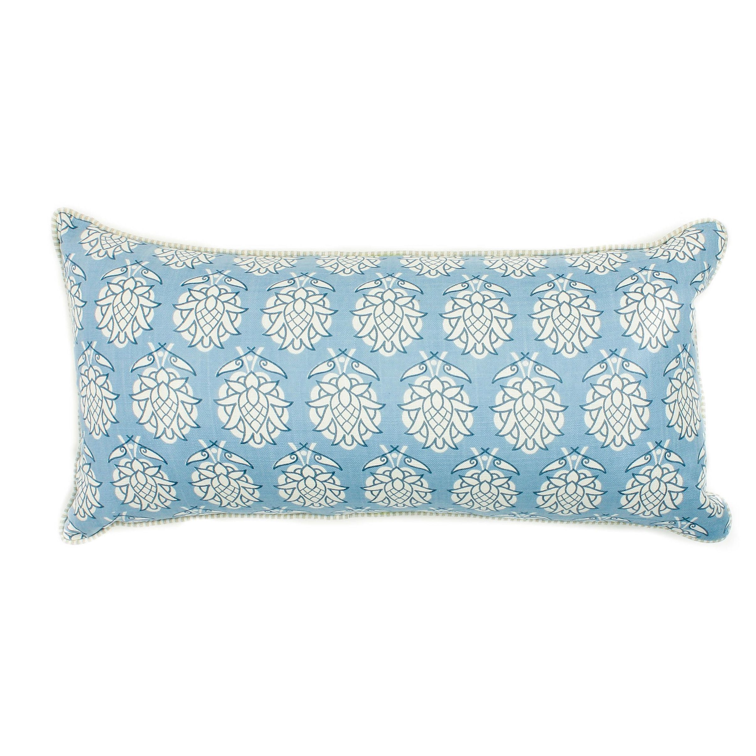 Pineapple Smokey Pillow