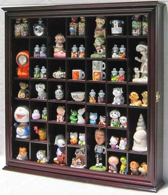 Collectible Display Cabinet Wall Curio Cabinet Displaying Collections Collectibles Display Case