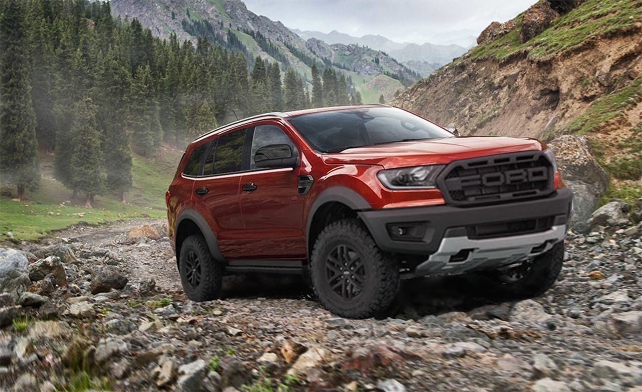 When Is The 2019 Ford Bronco Raptor Available Ford