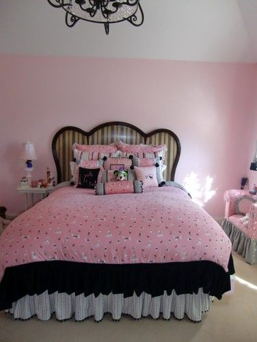 Bedroom Minnie Mouse Design, Pictures, Remodel, Decor and ...
