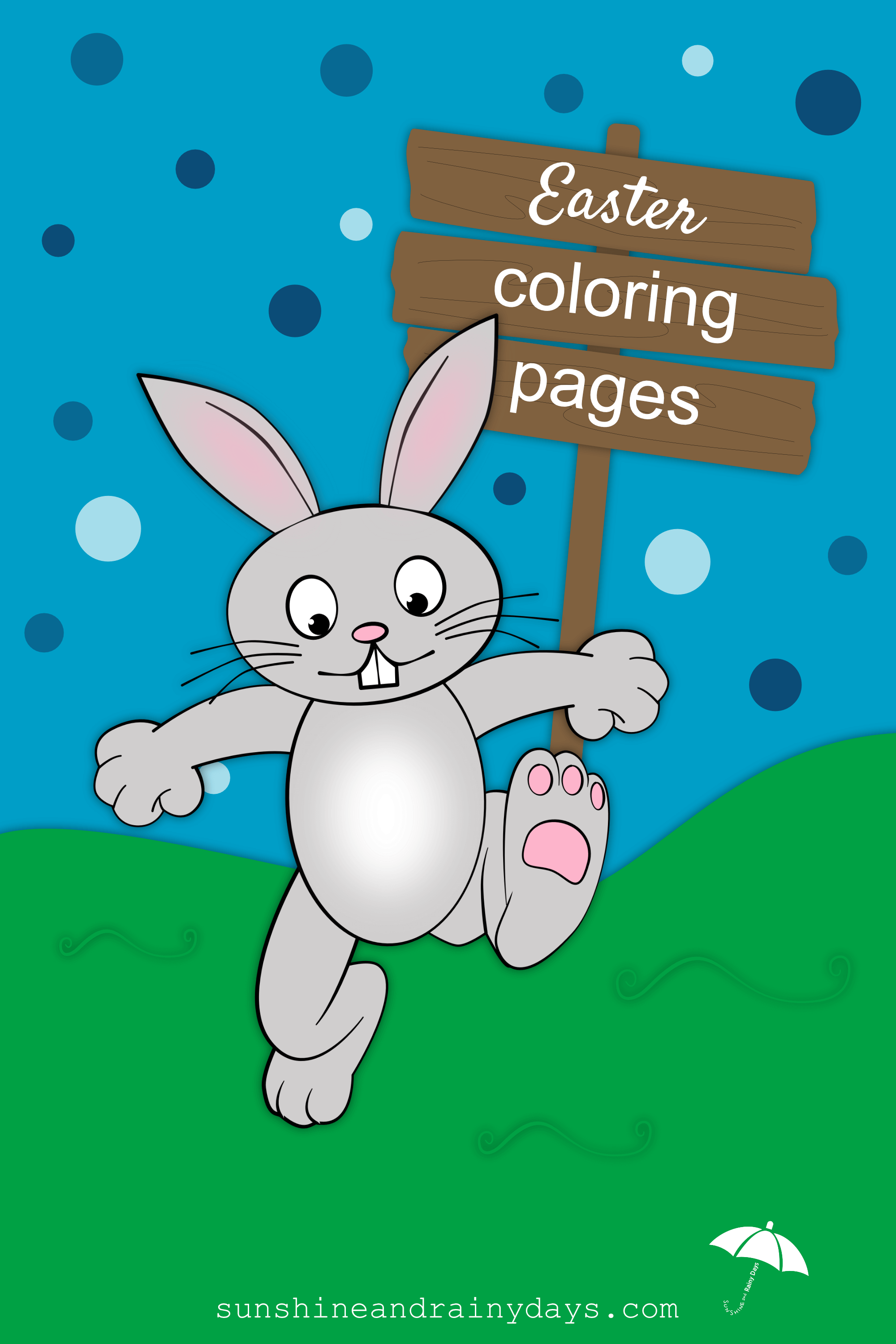 Easter Coloring Pages | Easter colouring, Easter and Craft