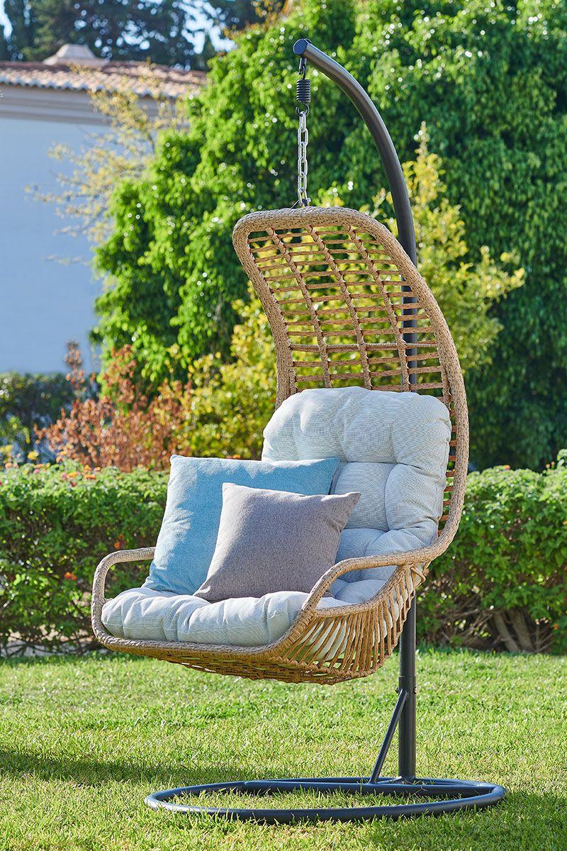 Hangesessel 95 194 95 Cm In 2020 Sessel Gartenmobel Und Sitzkissen
