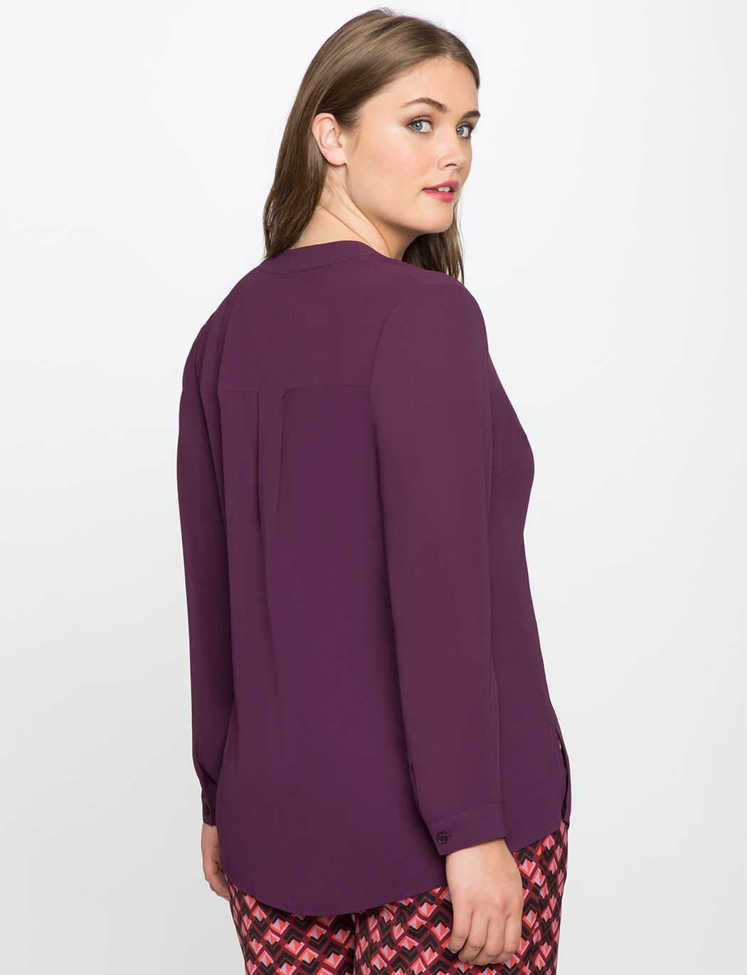 87927e4995e41 Pleat Front Tunic