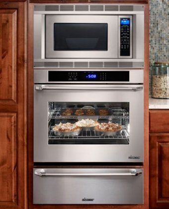 Dacor 30 In Stainless Steel Electric Single Wall Oven Ro130s 4 8 Cu Ft