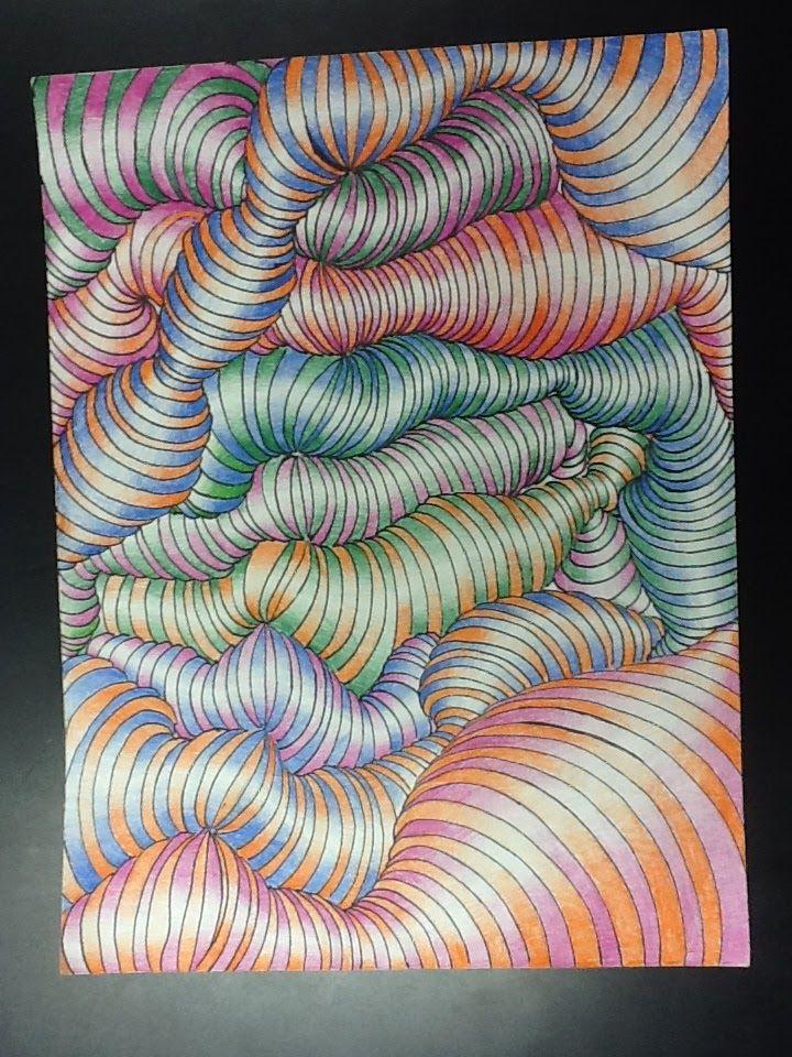 Geisler Art Room Op Art 8th Grade Art Pinterest – 8Th Grade Art Lesson Plans
