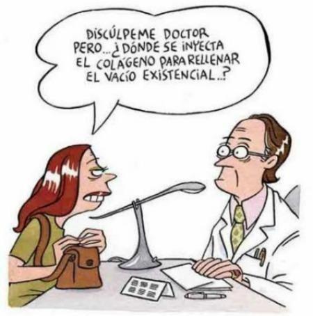 Preguntas Para Médicos Vacio Existencial El Humor Y