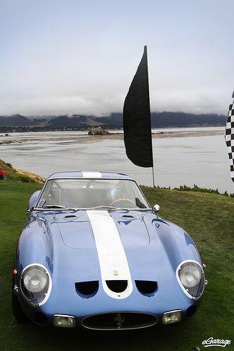 Ferrari 250 GTO tour de france blu | by eGarage.com
