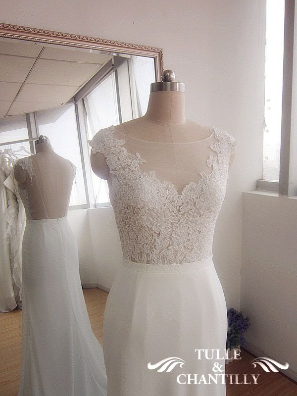 {Design Your Wedding Dress} Customized Long Curvy Mermaid Lace Wedding Dress