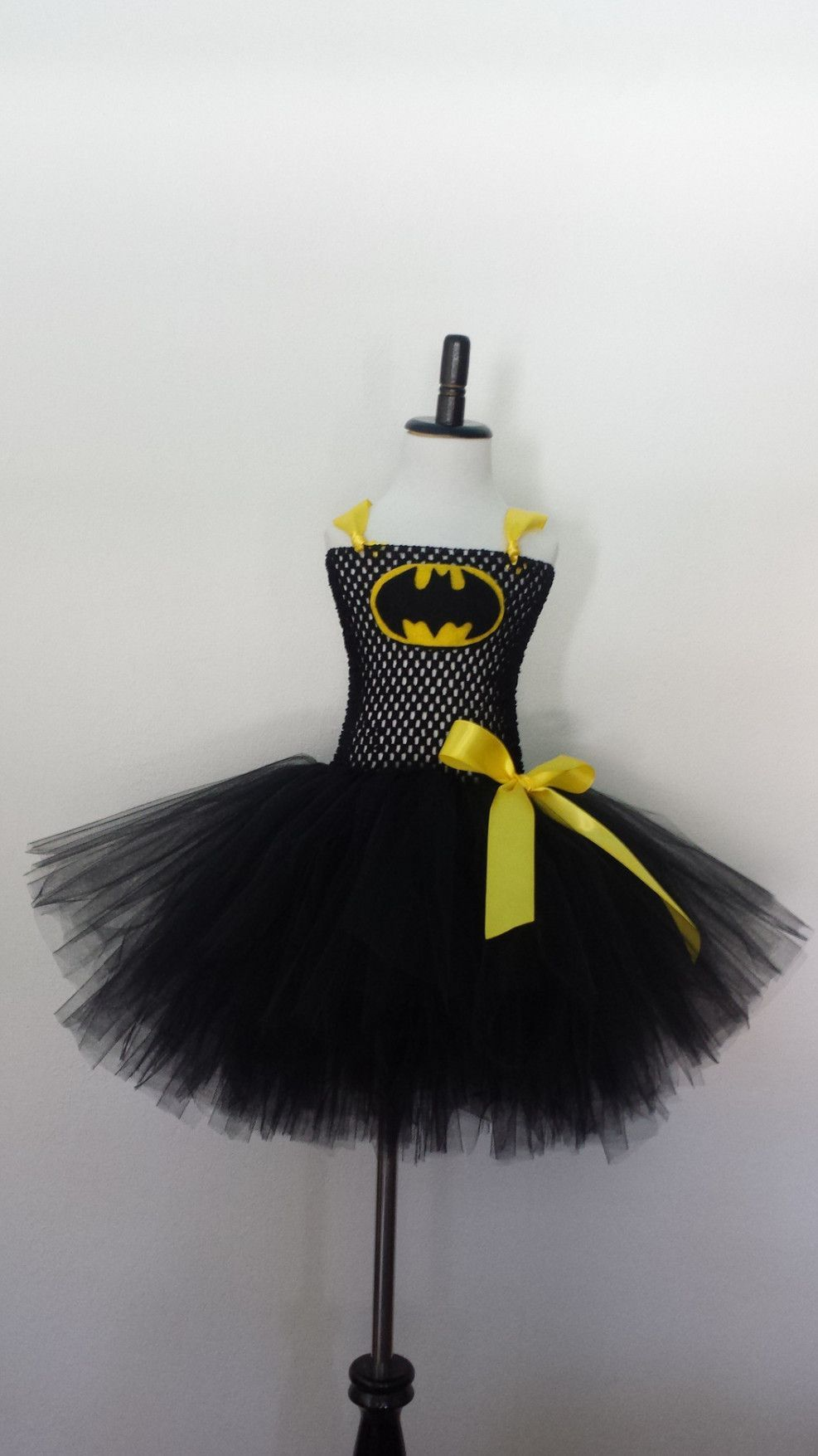 Batman Inspired Tutu Dress | Tutus | Pinterest
