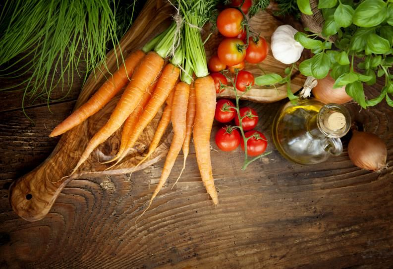 Beneficios De Consumir Alimentos Organicos Organic Healthy Recipes Nutrition Healthy