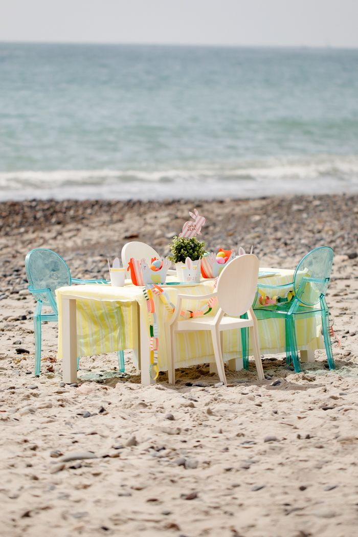 Mini ghost chairs ?. & Beach picnic for kids! Mini ghost chairs ?. | CELEBRATE | Pinterest ...