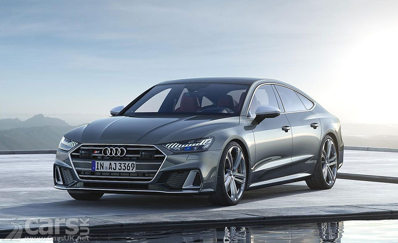 Audi S S6 And S7 Go Diesel With The Sq5 S 48v Mild Hybrid Cars Uk Audi S6 Audi Audi A7 Sportback