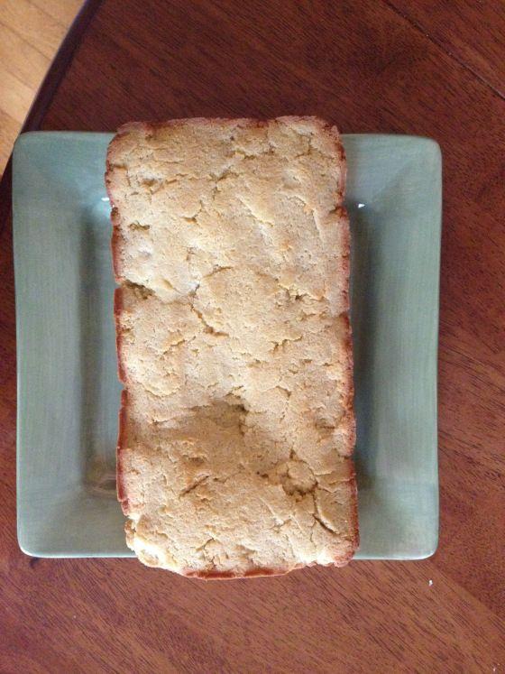 3/4 cup coconut flour 1/2 cup virgin coconut oil, melted 6 eggs 1/2 tsp. sea salt 350F 35-40min