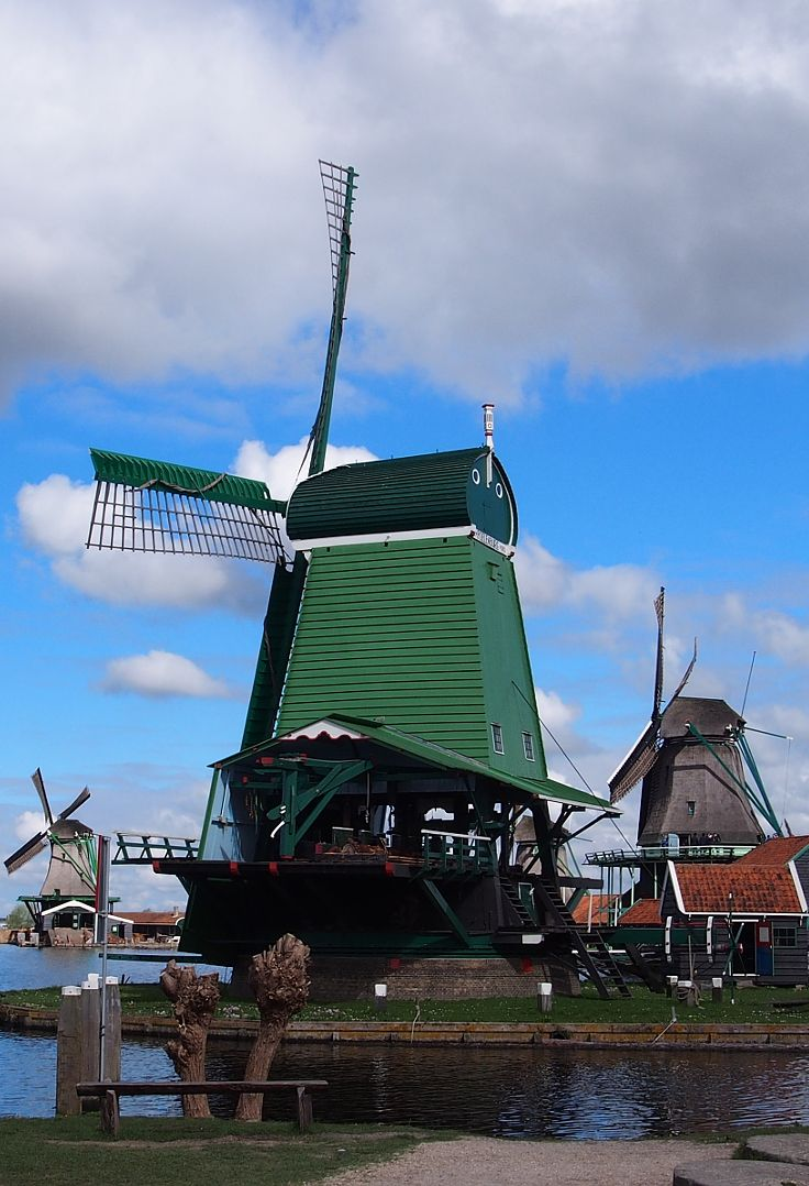 Zaanse Schans In 2020 Reisen Holland Stadte Urlaub In Europa